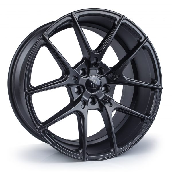 River R9 Gloss Black - 360 Wheels