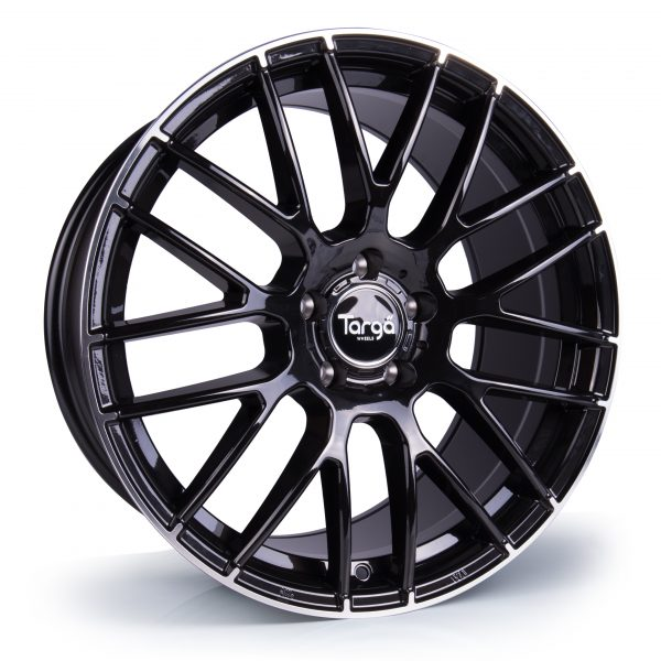 TG2 Black Pol - 360 Wheels